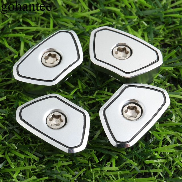 gohantee 1pc Silver Golf Weight Fit For Callaway GBB Epic Driver 6g 9.5g 11g 13g Alloy Golf Slider Weight Club Heads Accessories