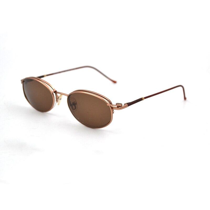 Freundschaftlich Neue Magnetische Optische Myopie Legierung Brillen Mit Clip Auf Sonnenbrille Tee Liebhaber Gläser Rahmen Können Machen Myopie Presbyopie Objektiv L3
