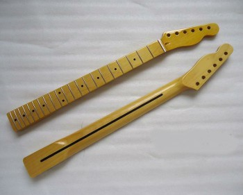 TELE style electric guitar neck
