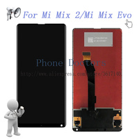 5 99 For Xiaomi Mi Mix 2 Full Touch Screen Digitizer Glass LCD Display Assembly For