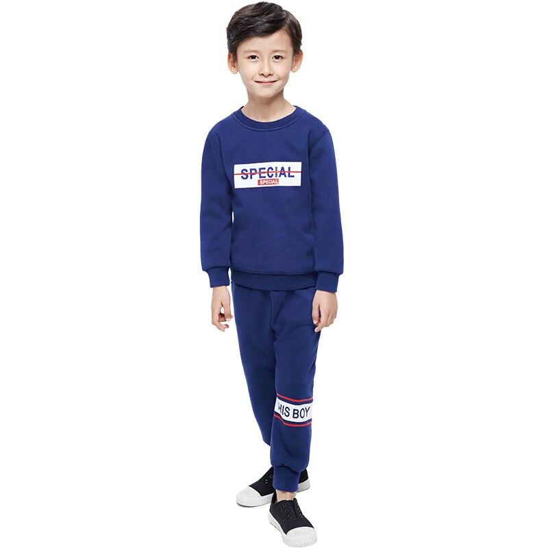 Pioneer Camp 4-16y garçon vêtements ensemble enfants survêtement adolescent garçon sport costume enfants automne/hiver vêtements ensemble 2 pc tenues - 3