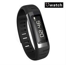 Uwatch U9C Smart Bluetooth Watch Sport Wristaband часы с шагомер Sleep Monitor анти-потерял функция для смартфона.