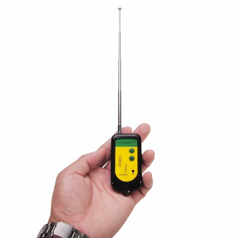 Wireless RF Signal Detector Super Mini Camera Finder Ghost Sensor 100-2600 Mhz GSM Alarm Device Radio Frequency Checking_3
