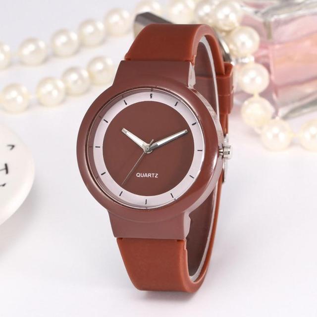 Watch Women Gold Clock Luxury Stainless Steel Strap Ladies Watch Female Montre Metal Strap Wristwatch Bracelet Quartz watch M3