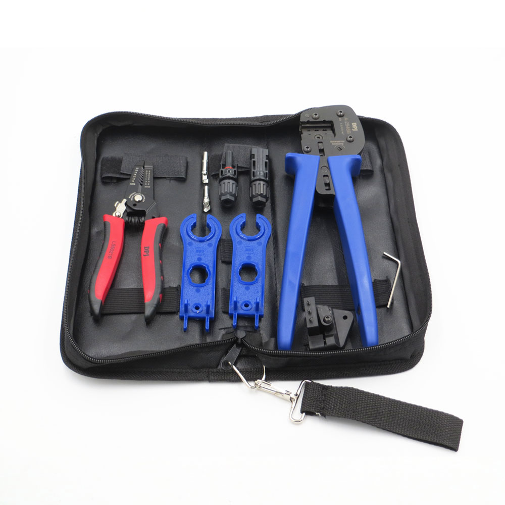 A2546B MC4 Crimping tool kits for MC4 connector 2.5 4 6.0mm2 solar cable Crimp tools DIY solar power system connect plierA2546B MC4 Crimping tool kits for MC4 connector 2.5 4 6.0mm2 solar cable Crimp tools DIY solar power system connect plier
