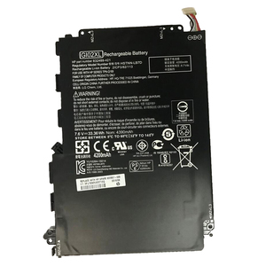 Image 2 - GZSM Laptop Battery GI02XL For HP Pavilion X2 12 12 B000 battery for laptop HSTNN LB7D 832489 421 833657 005  Laptop Battery