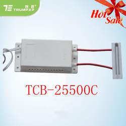 1 шт AC110V DC12V DC24V очиститель озонатор Части CE утвержденный Главная очиститель озонатор 500 мг/ч в хорошее качество TCB-25500C