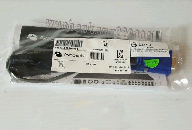 DSRIQ USB KVM font b Server b font Interface Cable Module Avocent interface module