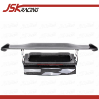 2005 2011 GT3 STYLE CARBON FIBER REAR SPOILER FOR CARRERA 911 997(JSKPCCR05041)