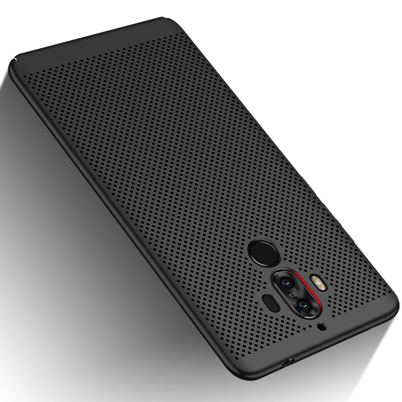 Luckguard Luxury Heat Dissipation Hard Case Cover For Huawei Mate 8 Mate 9 Mate 10 Pro Lite Honor V9 V10 View 10 Ultra Thin Case