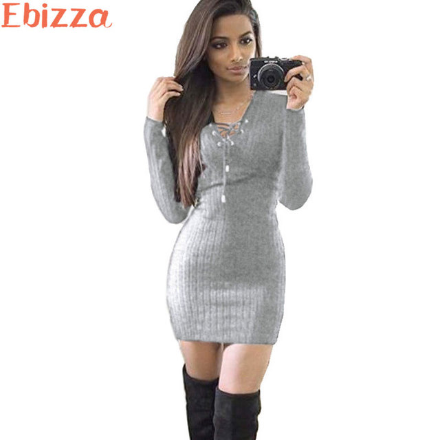 Sexy sweater dresses for women