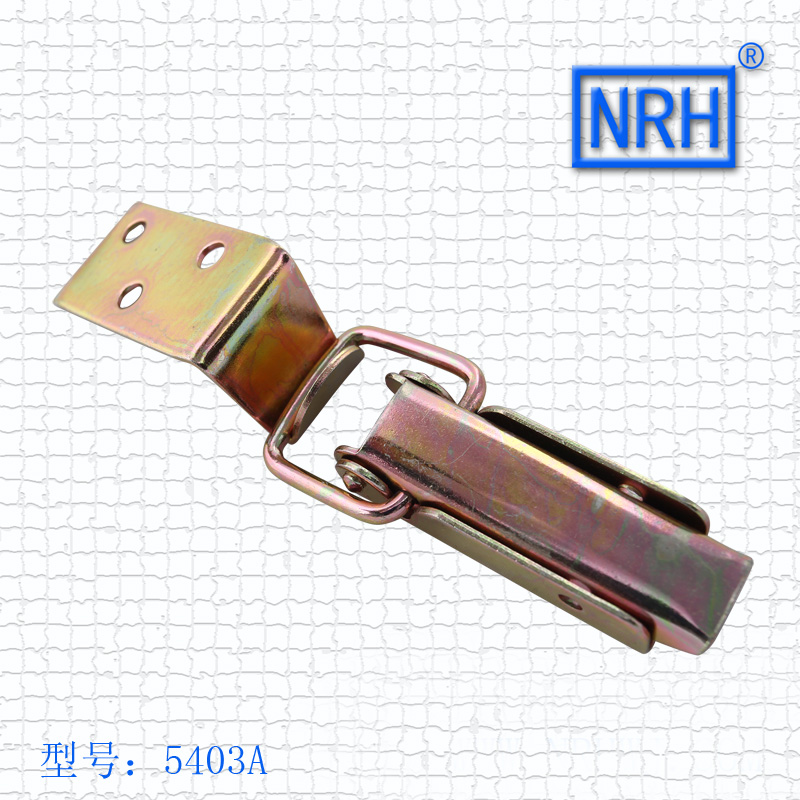 83 Buckle Lock Accessories Packing Equipment Hardware Bags Spring Adjustable Industry 5403 A