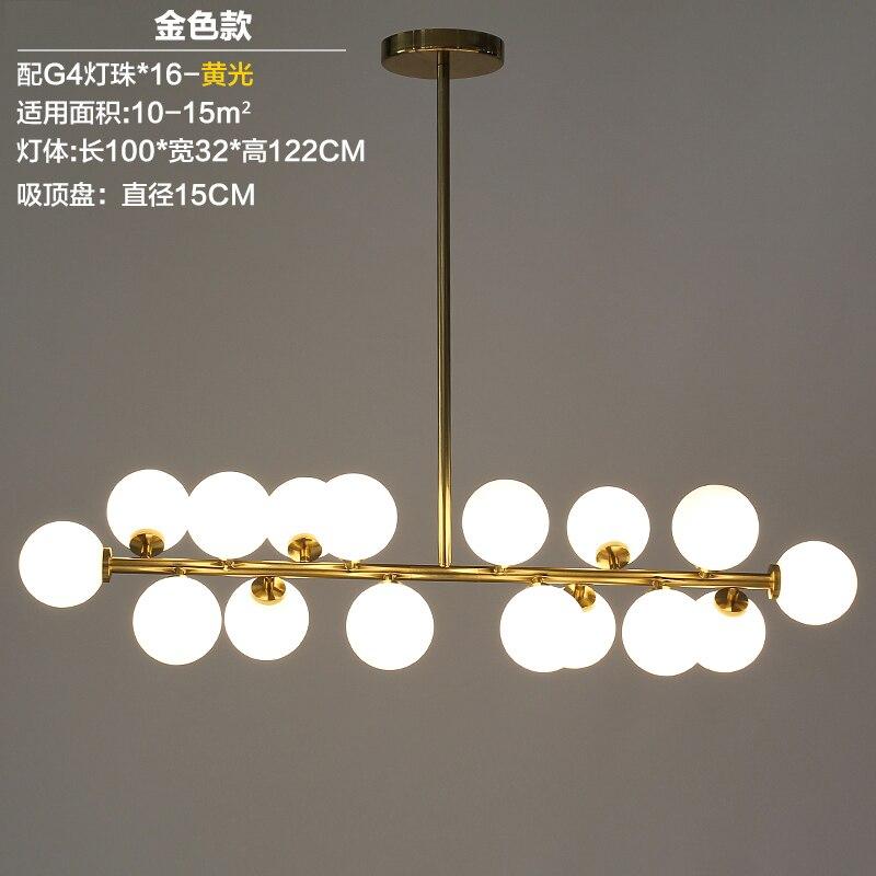 Magia moderna chicchi di DNA Lustri luce del pendente industriale Modo Jason miller lampade Nordic Art Deco palla di vetro MOD di illuminazione a sospensione