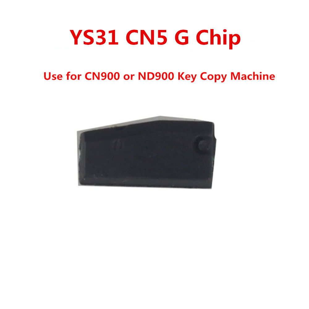 10pcs lot YS31 CN5 G Chip Used for Mini CN900 and ND900 Key Copy Machine Free Shipping  10pcs lot ys31 cn5 g chip used for mini cn900 and nd900 key copy machine free shipping