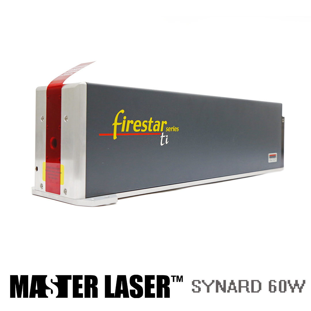 60W Water Cooling Synrad TI60 All metal CO2 Lasers Laser Engraving Machine DIY PART High Power Laser Tube 60w