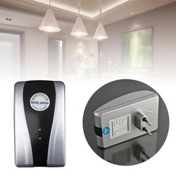 Novo Dispositivo de Economia De Energia Elétrica Energy Saver Box Economize 90 V-240 V Plug UE Caixa De Poupança De Electricidade ahorrador de corriente