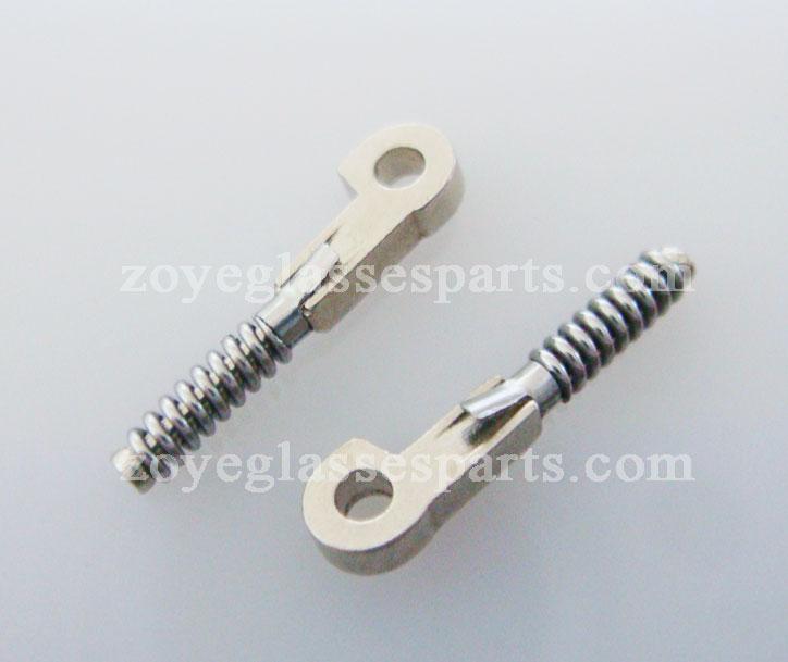 1.3mm Spring Inside For Eyeglass Spring Hinge TX-035,broken Hinge Part For Eyewear Repairing Shipping In 2 Days