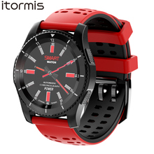 ITORMIS Sport Smart Watch Bluetooth Smartwatch Bracelet Phone Mode GS8 Heart Rate Monitor Blood Pressure Fitness for iOS Android