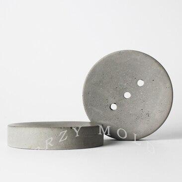 실리카 젤 실리콘 몰드 콘크리트 시멘트 제품 수제 비누 시트 금형 시멘트 생활 용품 금형