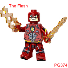 Single Sale Building Blocks The Flash Super Heroes Star Wars Mini Bricks Dolls Kids Diy Toys For Children Hobbies Pg374