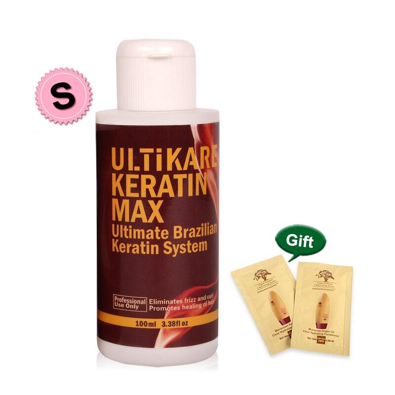 100ml Hot Style 8% Formaldehyde Straighten Brazilian Chocolates Keratin Treatment for Damaged Strong Hair Free Shipping
