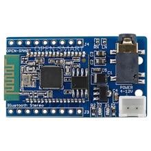 BK8000L Bluetooth стерео аудио музыкальный плеер модуль с аудио разъемом коммутационная плата модуль приемника для усилителя динамика DIY