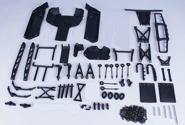 1 5 baja 5SC conversion kit baja 5B to 5SC for 1 5 hpi km rv