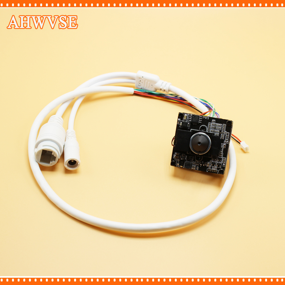 AHWVSE HD 1920*1080P IP Camera Module Board IRCUT 25fps 3.7mm Lens CMOS CCTV IP camera+ HD IR-CUT with nvsip application free shipping diy hd ip camera module 1080p 3518ev200 f22 2mp cmos ip camera board include 3 6mm ir cut cable camera module