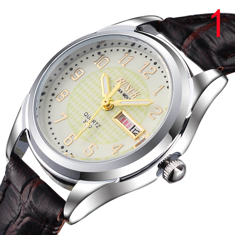 Genuine watch men's automatic mechanical watch ultra-thin leather belt waterproof fashion tide simple men's watch watch male student fashion tide 2018 new simple waterproof leather ultra thin men s watch quartz watch
