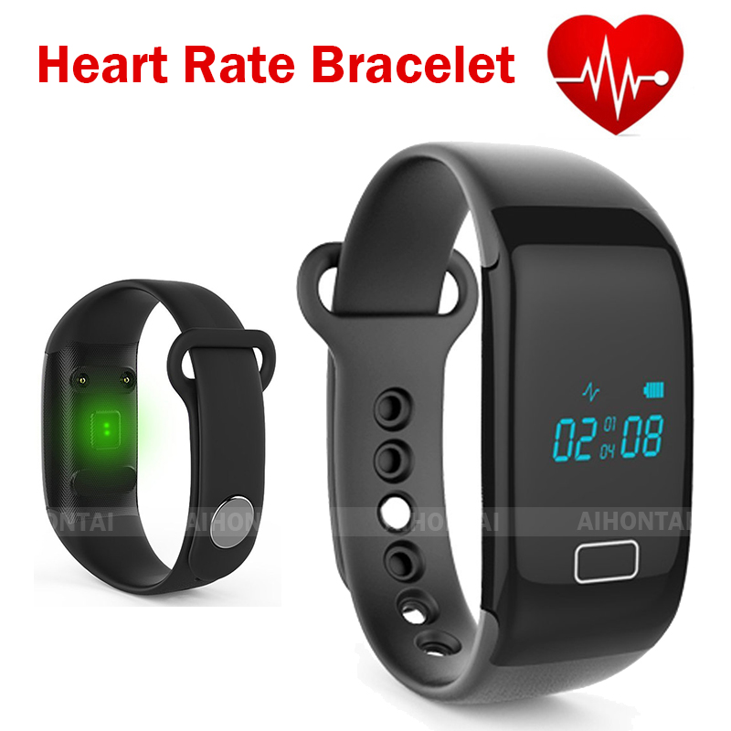 JW018 Smart Band Bracelet Heart Rate Monitor Activity Fitness Tracker Wristband
