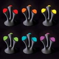 Energy Saving Romantic Colorful LED Night Light Mushroom Glowing Balls Night Lamp For Children Kids Bedroom