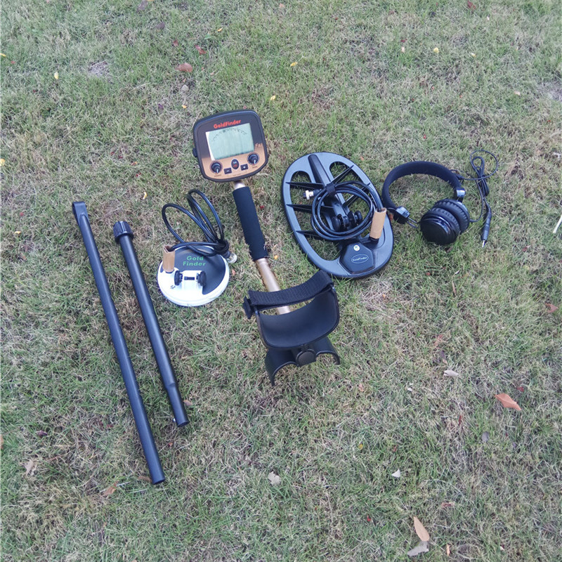 New Arrival Professional Underground Metal Detector FS2 Deep Search Gold Detector LCD Display