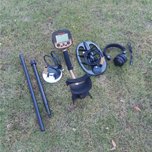 цена на New Arrival Professional Underground Metal Detector FS2 Deep Search Gold Detector LCD Display