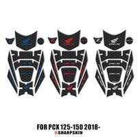 3D Fairing Gas Cap Tank Pad protection Sticker Decal for Honda PCX 125 150 PCX125 PCX150 2018 2019