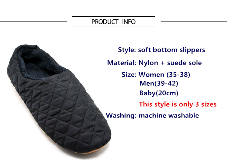 b09e07e9c XiaoKaiXin Winter Simple Japanese Style Slippers For Men/Women ...