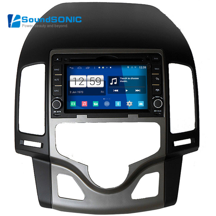 for hyundai i30 2006 2011 android 4 4 4 car radio stereo. Black Bedroom Furniture Sets. Home Design Ideas