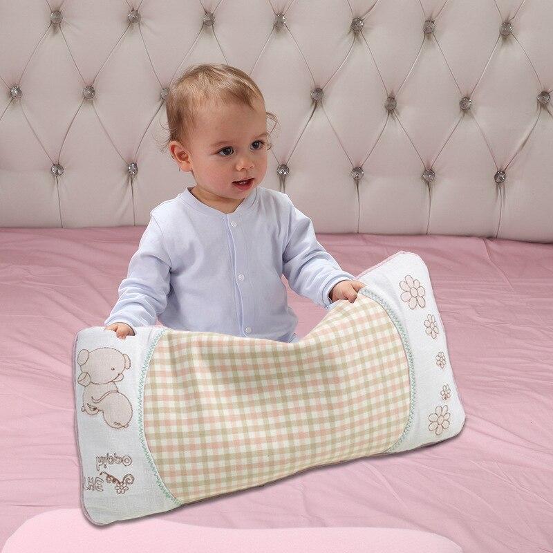 Newborn, styling pillow, plant granules, fiber absorption sweat. Effectively fixed head shape, help sleep.