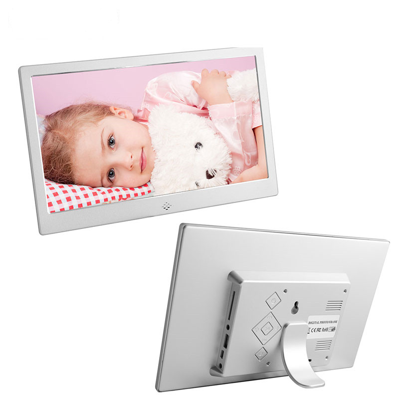 New 10 Inch 1024X600 Digital Photo Frame Electronic Album  Video Playback Multi-language Support with remote controlNew 10 Inch 1024X600 Digital Photo Frame Electronic Album  Video Playback Multi-language Support with remote control