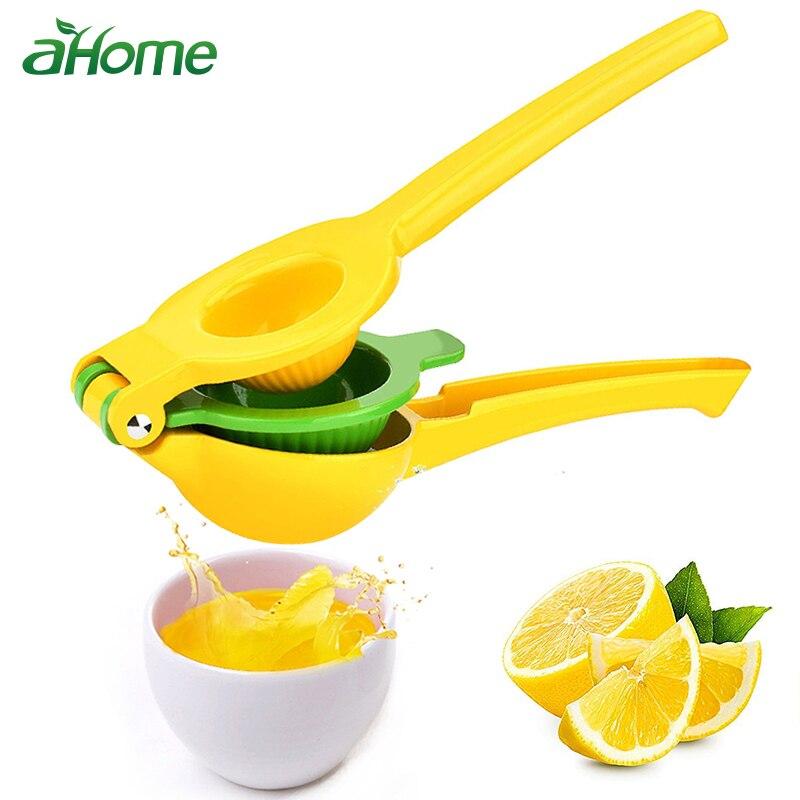 Lemon Lime Squeezer Manual Citrus Press Juicer Premium Quality ...