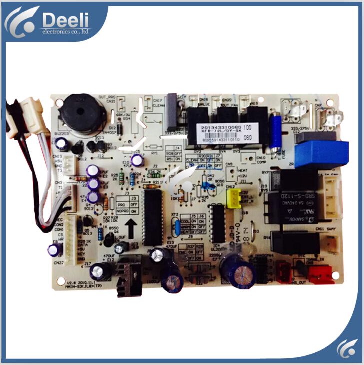 95% new good working for Midea KFR-72L/DY-GA computer board air conditioning motherboard ON SALE 95% new good working for midea air conditioning display board remote control receiver board kfr 26gw bpy r d 3 1 1