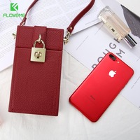 FLOVEME Universal 5 5 Inch Phone Pouch For IPhone 6 7 Plus Vintage Case Bag For