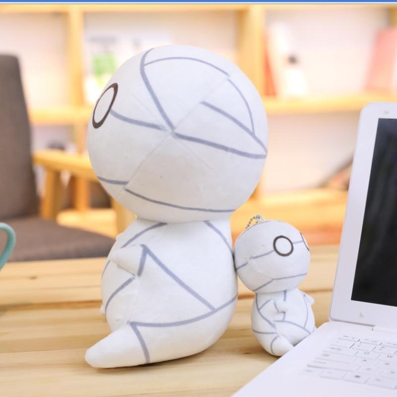 How to Keep a Mummy Mii-kun Mascot Anime Stuffed & Plush Cartoon Doll