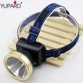 Светодиодная фара YUPARD  3 режима  5 Вт  светодиодный налобный фонарь  светодиодный налобный фонарь  фонарик + зарядное устройство + Встроенный ...