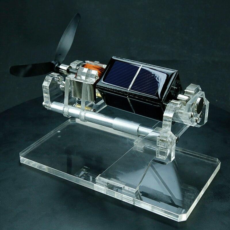 Moteurs sans balais Suspension magnétique moteurs solaires Mendocino bricolage cadeaux pour hommes cadeaux créatifs
