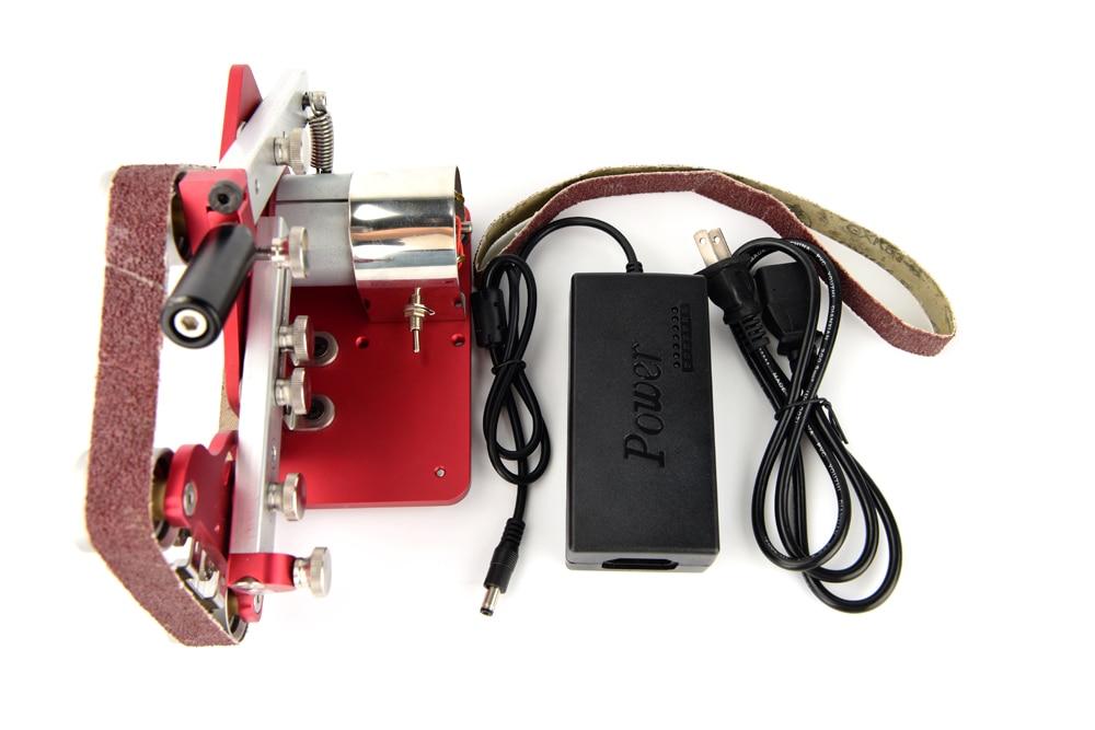 60w DIY Multifunctional Grinder Mini Electric Belt Sander Polishing Grinding Machine60w DIY Multifunctional Grinder Mini Electric Belt Sander Polishing Grinding Machine