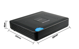 Image 3 - 5mp/4mp/3mp/2mp/1mp IP Camera Plastic 12V 3A Hi3536D XMeye Face Detection H.265+ 5mp 16CH 16 Channel Onvif WIFI Mini NVR