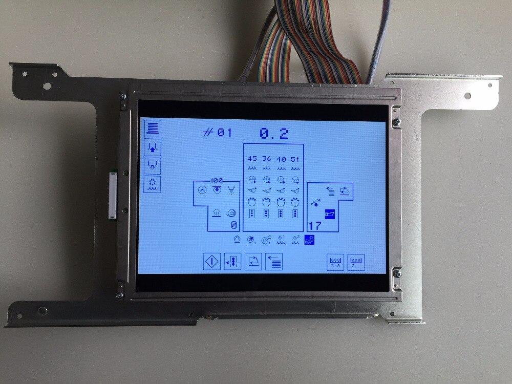 00.785.0353 Módulo de pantalla LCD CP-tronic con soporte y tablero DNK para prensa de impresión Heidelberg Compatible con nuevo