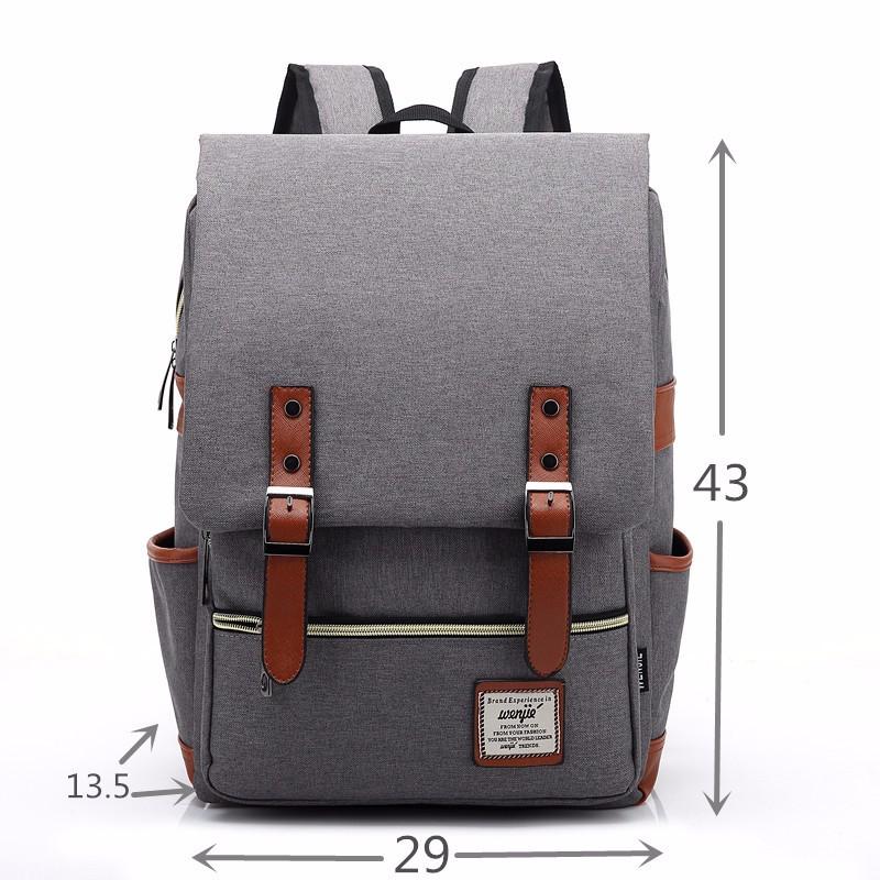 blue canvas backpacks vintage women backpacks teenage girls school