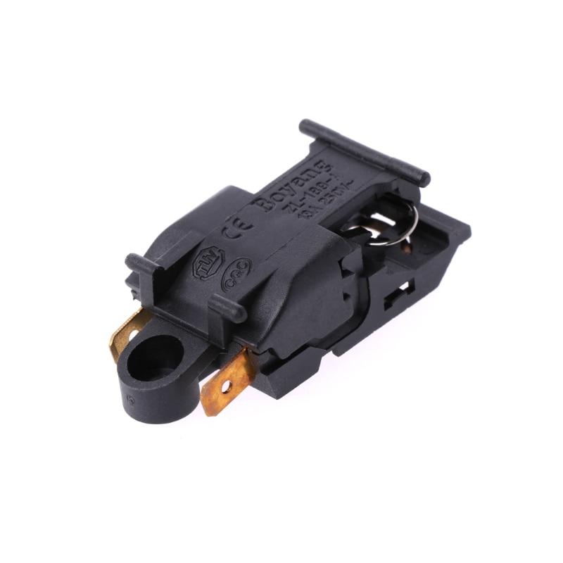 1 шт. 16A Электрический переключатель для термостата чайника 2 Контактный Терминал Запчасти для кухонного оборудования