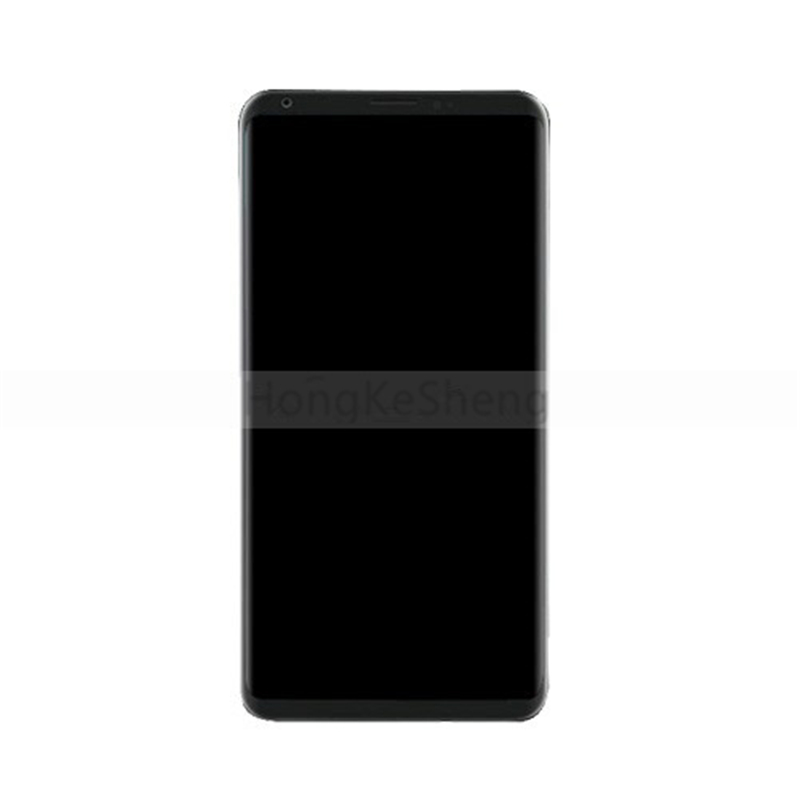 OEM LCD Screen with Digitizer Replacement for LG V30 Aurora BlackOEM LCD Screen with Digitizer Replacement for LG V30 Aurora Black